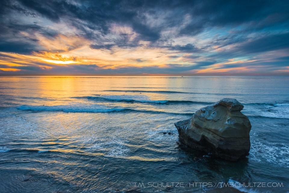Last Light, Ross Rock, by T.M. Schultze