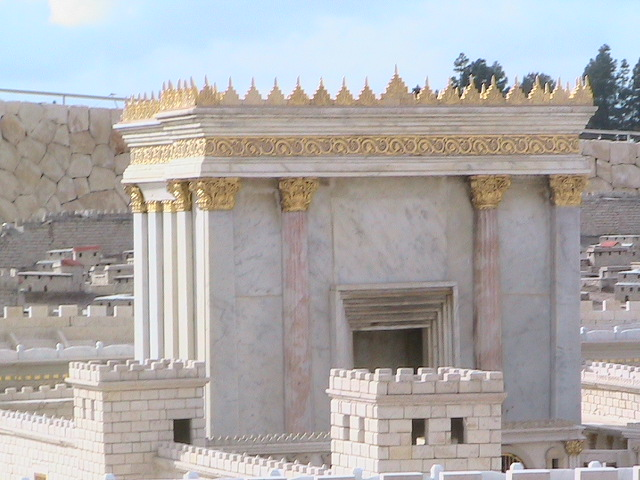 Archaeological Evidence of the Jewish Temples on the Temple Mount