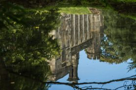 Ilam Hall_Reflection