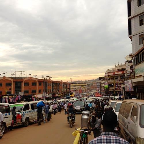 Namirembe Road