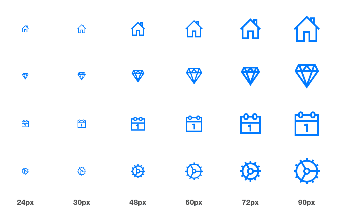 lightly icons ios icons