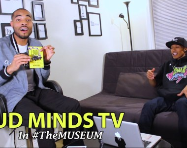 Loud Minds TV stops by #TheMUSEUM TV!