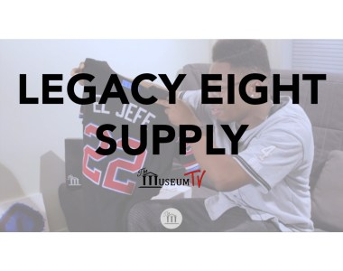 Legacy 8 Supply stops by to talk about their Customizable Clothing