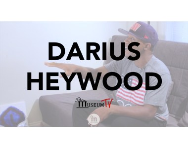 Darius Heywood Freestyles & Talks Stories from Black Diamond