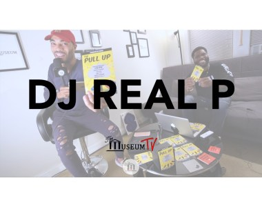 DJ Real P stops by to talk Boston & THE PULL UP at Middle East