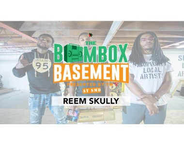 "The BoomBox Basement Presents: ""The Come Up"" by Reem Skully"