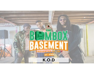 "The BoomBox Basement Presents: ""Beep"" By K.O.D"