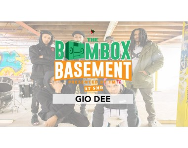 "The BoomBox Basement Presents: ""777"" By Gio Dee"