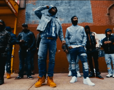 Juelz Santana x Dave East – Time Ticking Feat. Bobby Shmurda & Rowdy Rebel