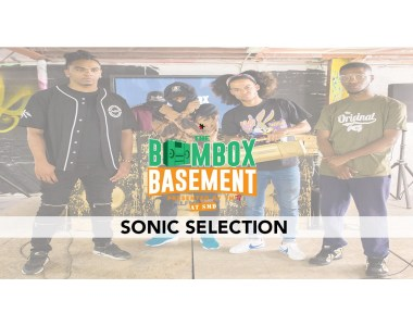 "The BoomBox Basement Presents: ""Hit My Line"" by Sonic Selection"