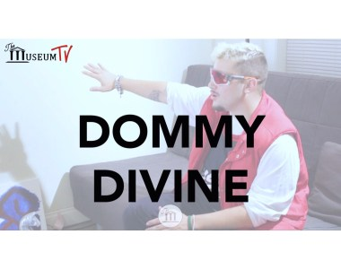 Dommy Divine talks No Jumper Podcast, Tour Life & Managing Artists