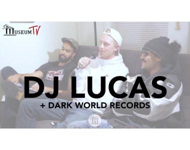 DJ Lucas talks The Fader & No Jumper Love, Dark World & Dunkin Donuts Sleeping On Him