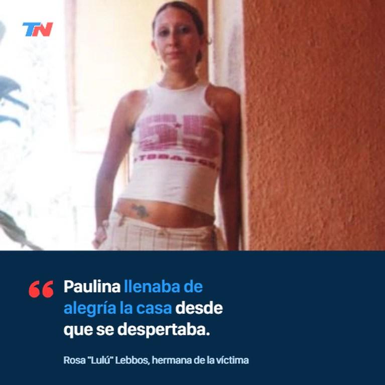 """""""Tengo miedo de olvidarme de mamá"""", dice la hija de Paulina Lebbos a 15 años del femicidio que sacudió a Tucumán"""