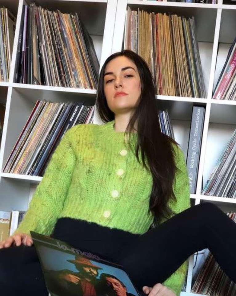 Sasha Grey es música y fanática de las artes, además de streamer. (Foto: Instagram @sashagrey)
