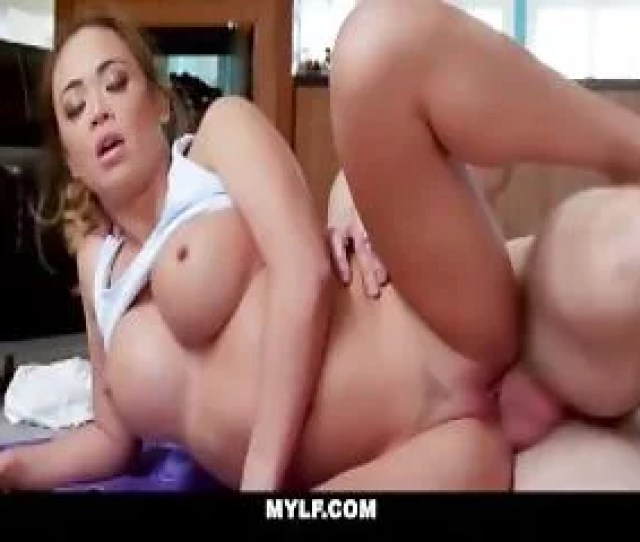 Mylf Horny Housewife Mia Leilani Fucked By Neighborhood Watch