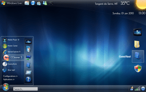 Windows Seven Concept
