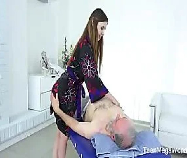 Old N Young Com Elle Rose Exciting Full Body Massage