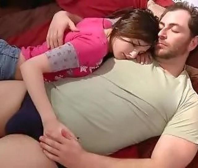 Drunk Dad Fucking His Nasty Stepdaughter