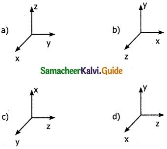 Samacheer Kalvi 11th Physics Guide Chapter 2 Kinematics