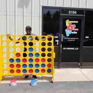 Giant Connect 4 Rentals