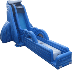 Full Throttle Water slide rentals