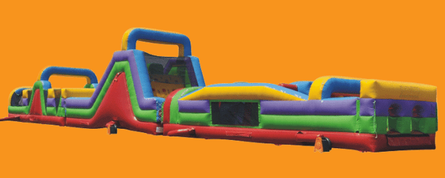 100ft Obstacle Course