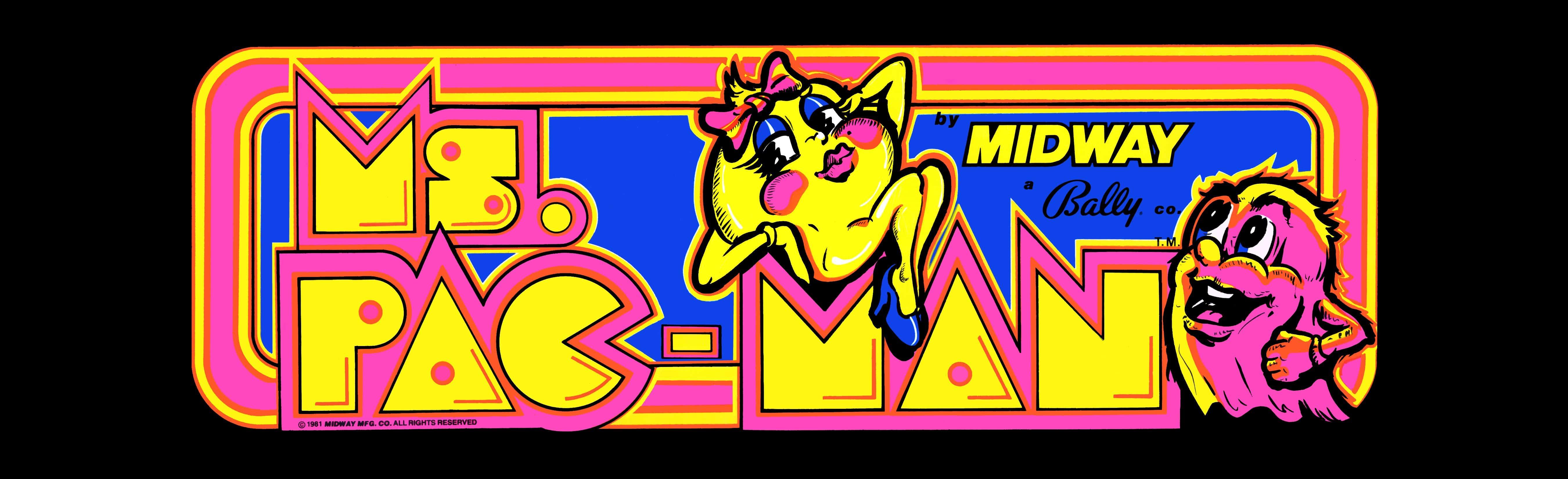 Ms. Pacman Arcade Rentals, Arcade Rentals