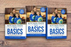 Kitchen Dads Wants to Get More Men in the Kitchen