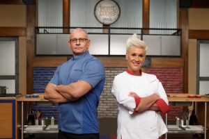 Chef Robert Irvine Joins Chef Anne Burrell In Culinary Boot Camp Rematch In New Season Of Worst Cooks In America