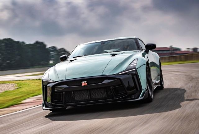 New Limited Edition GT-R50