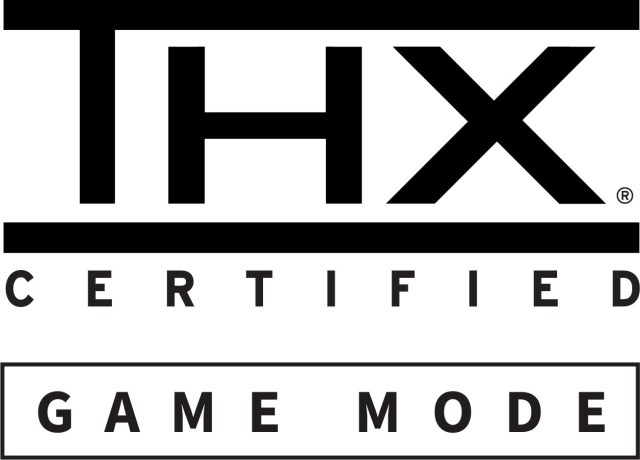 Television with THX Certified Game Mode