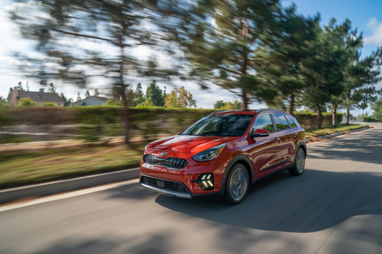 KIA ANNOUNCES 2021 NIRO HYBRID AND PHEV MODEL CHANGES