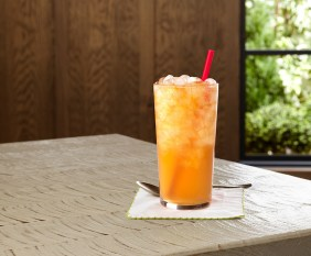 The Chick-fil-A Sunjoy® beverage officially joins the Chick-fil-A menu as a permanent offering at participating restaurants chainwide, starting April 26.