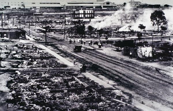 Tulsa Massacre