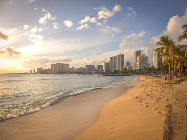 Hawaii the safest state