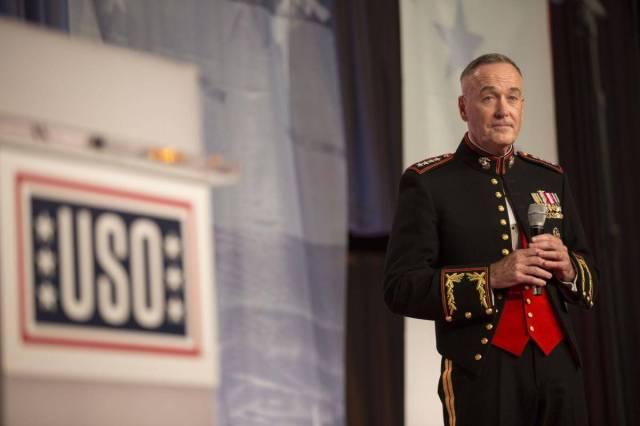 USO Dunford Remarks