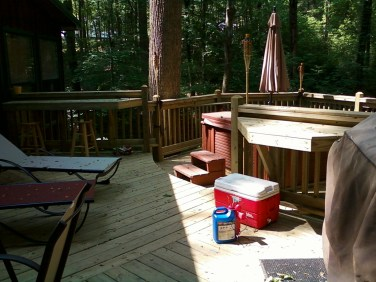 129-grill-built-in-table