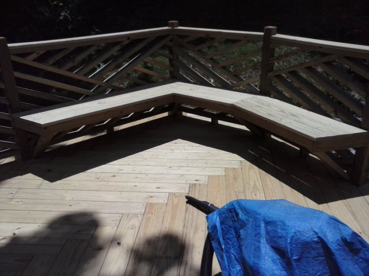91-deck-bench