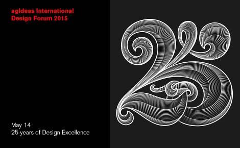 25th AGIDEAS International Design Forum 2015 (Yellowtrace, 2015)