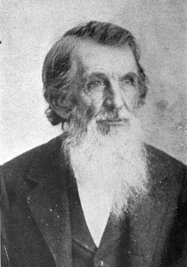 Rev. Milton John Whitaker (1832-1908)