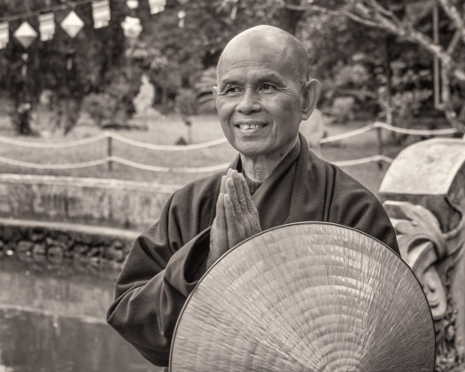 Thich Nhat Hanh in Hue