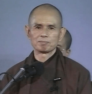 Thich Nhat Hanh - Key West - 1997