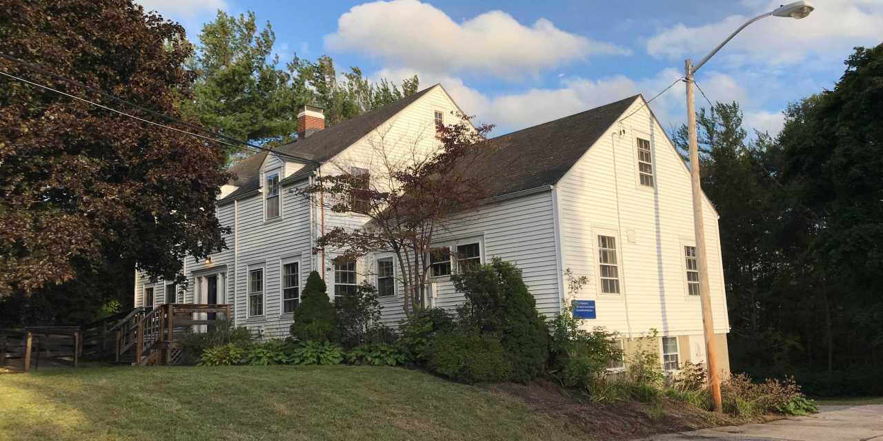 Elizabeth DeMerrit House sits unused by UNH