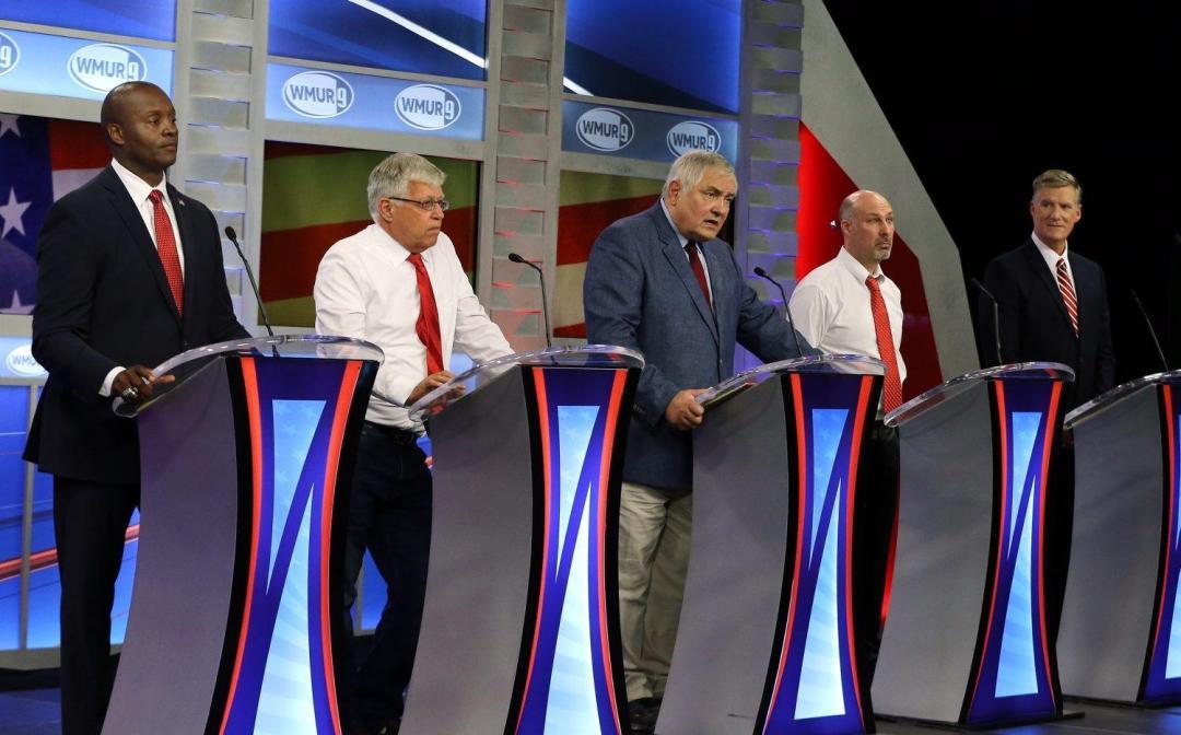Eddie Edwards Debate Photo