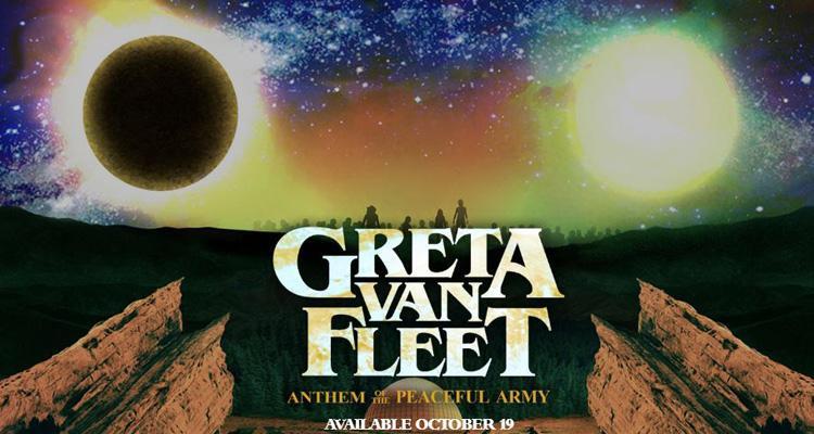 """The return of rock: """"Anthem of the Peaceful Army"""" by Greta Van Fleet"""