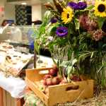 Harvest season: dining services hosts fall food fest