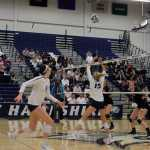 Volleyball: 'Cats torch rivals UMBC and Binghamton