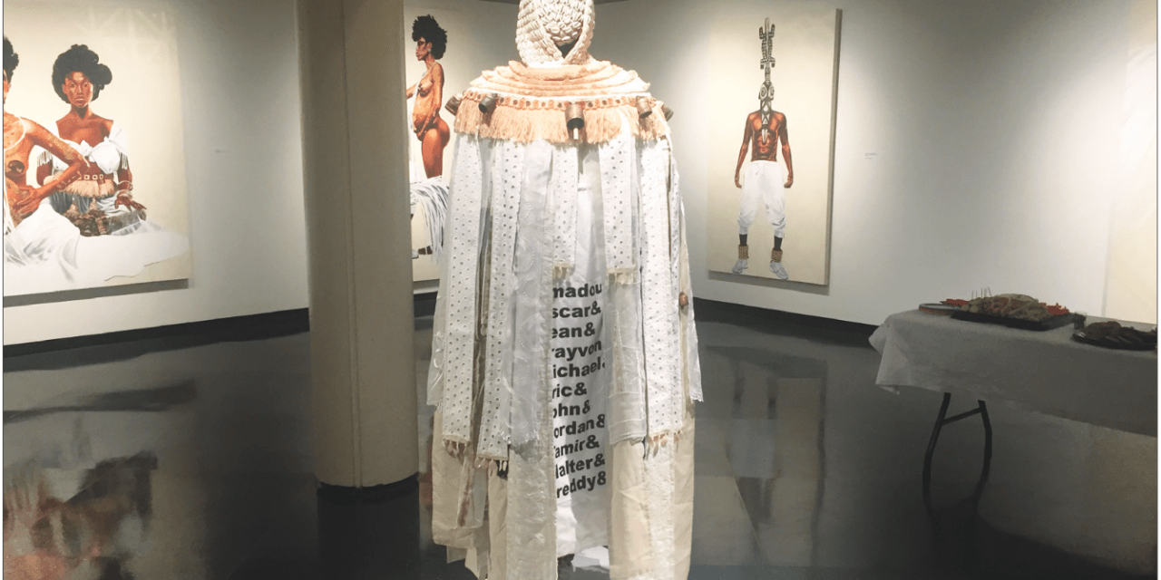 Finding solace through art: The Museum of Art Opening Reception