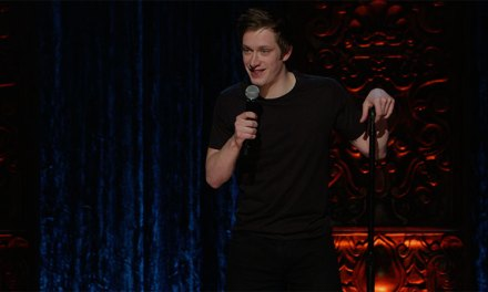 """Dark"": Daniel Sloss special delights in the subversive"