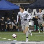 Men's soccer shocked by Binghamton